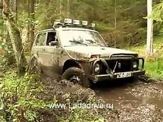 Lada Niva 4x4 Road From Sweden