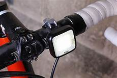 Review Knog Blinder Mob Mr Chips Front Light Road Cc