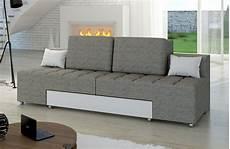 couch 3 sitzer sofa 3 sitzer couch alessia bettkasten schlaffunktion