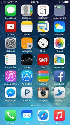 Iphone 6 Home Screen Wallpaper by Show Us Your Iphone 6 Homescreen Iphone Ipod