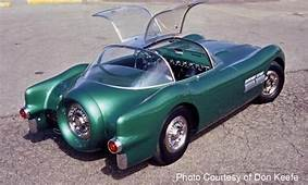 General Motors Concept Cars Of The 50s