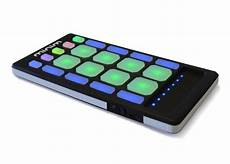 Livid Launches Wireless Pocket Sized Midi Controller Minim