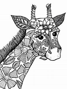 baby animal coloring pages for adults 17290 giraffe coloring book page drawings i ve made coloring coloring