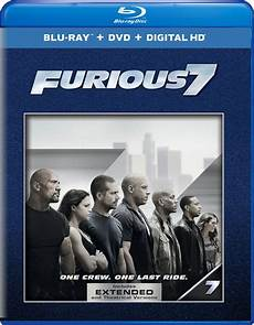 dvd fast and furious 7 furious 7 extended edition