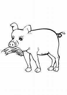 Ausmalbilder Schweine Bauernhof Ausmalbilder Fressendes Schwein Bauernhof Malvorlagen