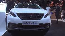Peugeot 2008 Gt Line 1 2 Puretech 130 S S Bvm6 2017