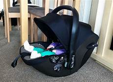 kiddy evoluna i size car seat review with isofix base 2
