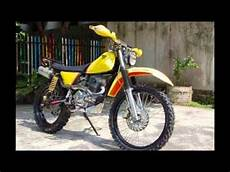 Modif Trail Jadul by Modifikasi Motor Trail Motorplus Trail Modif Modifikasi