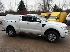 Ford Ranger Cab Hardtops Commercial Kundenfotos