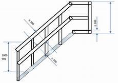 corrimano scale normativa parapetti permanenti requisiti dimensionali geometrici