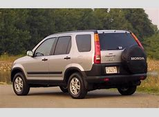 Used 2003 Honda CR V SUV Pricing   For Sale   Edmunds