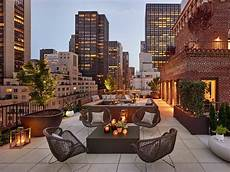 10 beautiful nyc hotel terraces the quin wythe hotel park hyatt photos cond 233 nast traveler