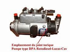 joint torique t 234 te hydrauique pompe 224 injection rotodiesel