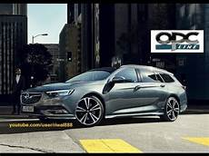 New Opel Insignia Sports Tourer Opc Line Exterior Pack