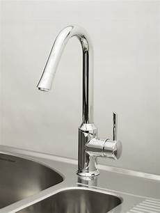 american standard kitchen sink faucet american standard 4332 310 075 pekoe single handle pull kitchen faucet stainless steel