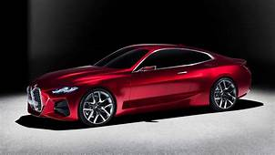 Striking BMW Concept 4 Previews Upcoming Series