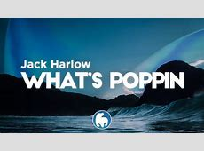 what's poppin song lyrics