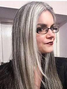 highlighting salt and pepper hair salt and pepper sterling silver 17 best images about aging with style flair on pinterest long gray hair older women and