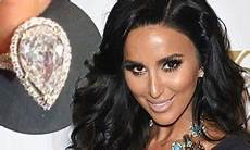 shahs of sunset s lilly ghalichi shows off engagement ring daily mail online