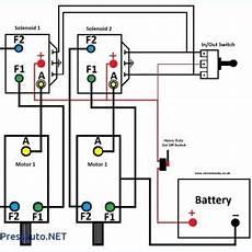 warn winch wiring diagram 4 solenoid free wiring diagram