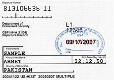 u s does away with paper i 94 form for visitors skift