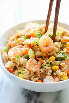 delicious shrimp fried rice recipe