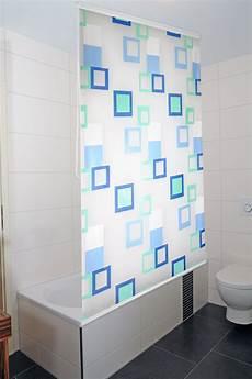 Rollo Für Bad - duschrollo duschvorhang badewannenvorhang halbkassette