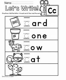 alphabet beginning sounds worksheets for pre k by elementary at heart