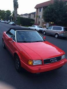 how to sell used cars 1997 audi cabriolet instrument cluster purchase used 1997 audi cabriolet base convertible 2 door 2 8l in valley village california