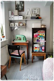 15 small sewing spaces that inspire