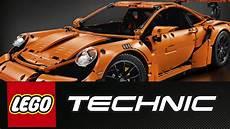 Lego Porsche 911 Gt3 Rs 2016 42056 Technic