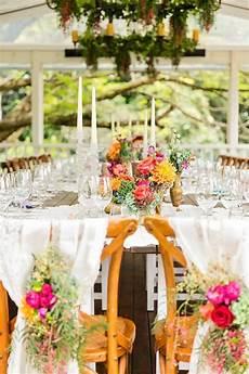 colorful outdoor wedding idea in queensland modwedding