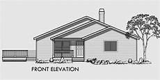 side view house plans house plans with side garage sloping lot house plans