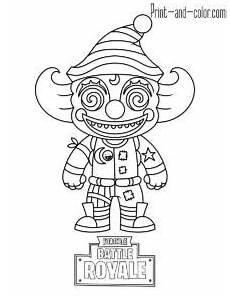 Malvorlagen Fortnite Io Fortnite Coloring Pages Coloring Pages For Boys Scary