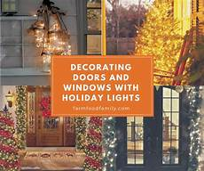 Decorations For Windows With Lights by 20 Best Door And Window Lighting Decorating