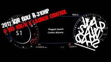 golf r 0 100 2017 volkswagen golf r 2 0tsi 310hp x 0 100 km h launch