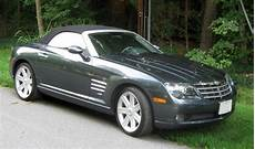 chrysler crossfire cabrio file chrysler crossfire convertible 07 04 2009 jpg