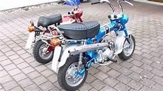 Honda Dax St 50 G Honda Monkey Z 50 A 2 Diven