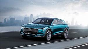 2015 Audi E Tron Quattro Concept Wallpaper  HD Car