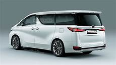 lexus to debut luxury minivan at shanghai motor show