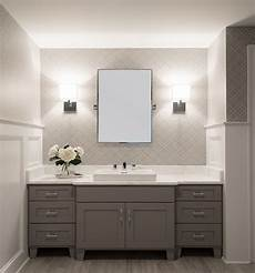 Bathroom Ideas Gray Vanity by White And Grey Bathroom Design Ideas