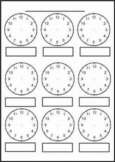time worksheets blank clock faces free printable blank clock faces worksheets math thinks
