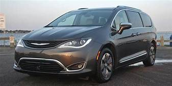 2019 Chrysler Pacifica Hybrid Review Release Date