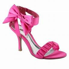 Fuschia Pink Heels Wedding