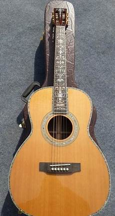 Acoustic Guitar 39 Inch Abalone With Luxury China