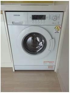 encastrer un lave linge astuces cr 233 atives contre imperfections ind 233 sirables decoya