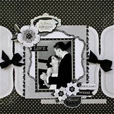 1000 images about scrapbooking black and wedding pinterest wedding scrapbook layouts