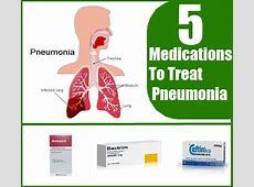 how to treat pneumonia cough