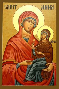 st anna holy righteous ancestor of god orthodox church in