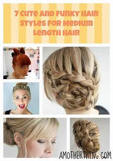 Funky Ways To Style Hair